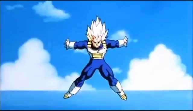 Watch and share Final Flash GIFs and Vegeta GIFs on Gfycat