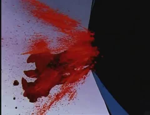 Evangelion, blood, Evangelion blood GIFs