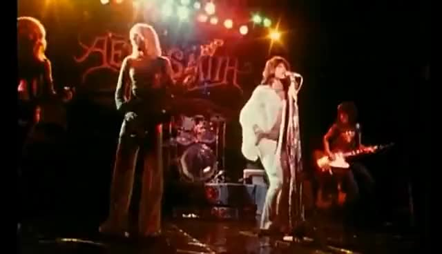 Watch Sweet Emotion GIF on Gfycat. Discover more Aerosmith, classic rock GIFs on Gfycat