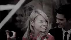 Watch and share Andrew Garfield GIFs and Emma Stone GIFs on Gfycat