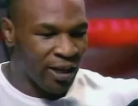 Watch Mike Tyson Classic Interviews GIF on Gfycat. Discover more related GIFs on Gfycat