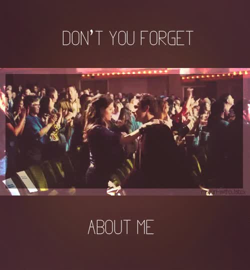 Watch and share Dont Forget About Me GIFs on Gfycat