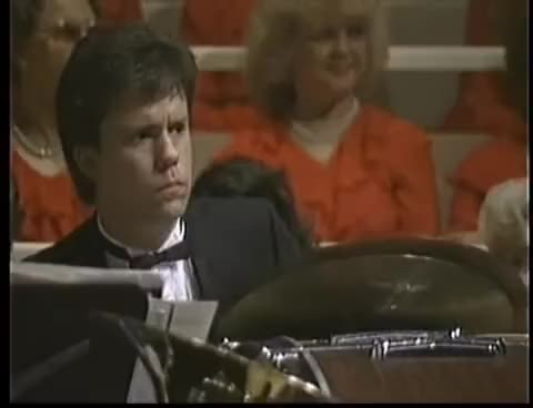 Watch 1812 Overture for Organ and Orchestra (Finale) - Diane Bish GIF on Gfycat. Discover more related GIFs on Gfycat