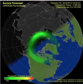Watch and share Aurora GIFs on Gfycat