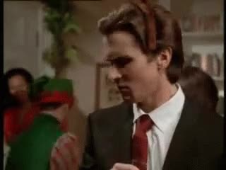 Watch and share Patrick Bateman GIFs on Gfycat