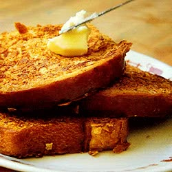 Watch and share French Toast Breakfast Gif GIFs on Gfycat