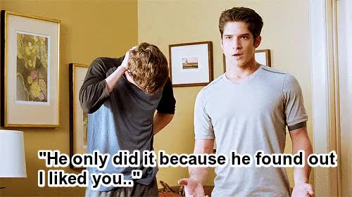 Watch Just Imagine. GIF on Gfycat. Discover more allison argent, imagines, isaac lahey, isaac lahey imagine, isaac lahey imagines, scott mccall, scott mccall imagines, teen wolf, teen wolf imagines GIFs on Gfycat