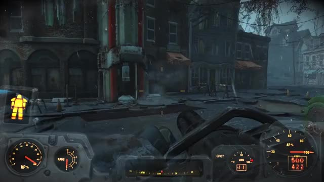 The animations for the Deathclaw in Fallout 4 are what most