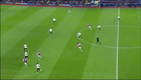 Watch Carles Gil. Aston Villa - Bournemouth. 25.01.2015 GIF by @fatalali on Gfycat. Discover more related GIFs on Gfycat
