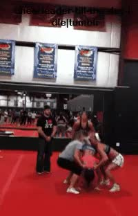 Watch and share Louisville All Girl GIFs and Cheerleading Gif GIFs on Gfycat