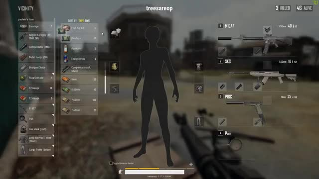 Watch and share Player Unkown GIFs and Pubg GIFs by treesareop on Gfycat