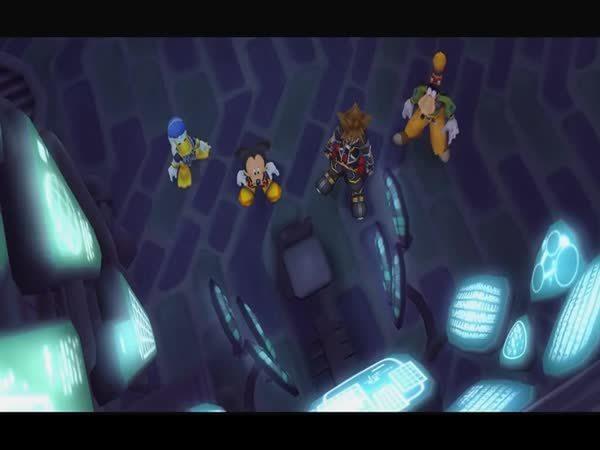 itsaunixsystem, Kingdom Hearts Unix System GIFs