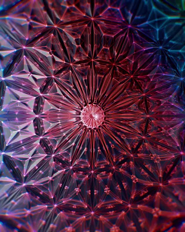 Watch and share Mandala GIFs and Trippy GIFs by mark malta on Gfycat