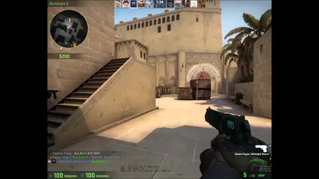 Watch Insane 5K with deagle and new mouse (testing Zowie EC2-A)! GIF by @legendahkiin on Gfycat. Discover more related GIFs on Gfycat