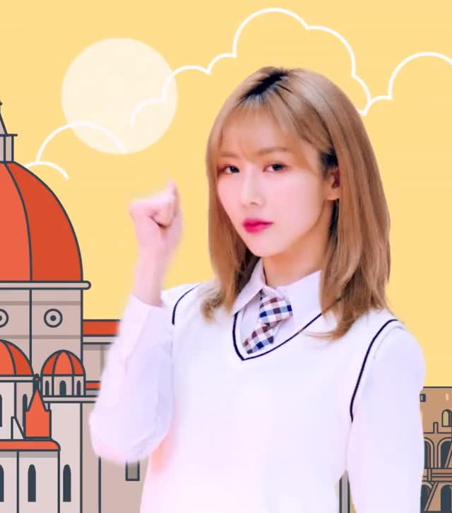 """Watch and share Millenasia Project – """"Be The Future"""" (feat. Dreamcatcher, AleXa & IN2IT) - Official MV 1 GIFs by theangrycamel2019 on Gfycat"""