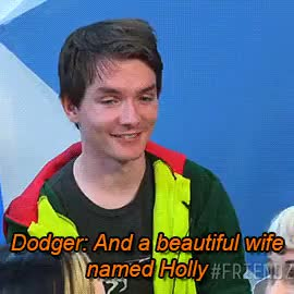 Watch and share Commander Holly GIFs and Ross O'donovan GIFs on Gfycat