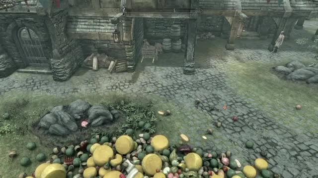 Watch and share Ps4share GIFs and Skyrim GIFs by Fishooked on Gfycat