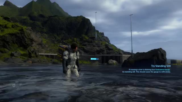 Watch and share Death Stranding N3 GIFs by SmolBoi on Gfycat