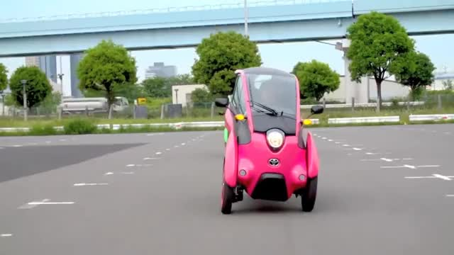 Watch Toyota I Road Test Driving In Tokyo Gif On Gfycat Discover More 3