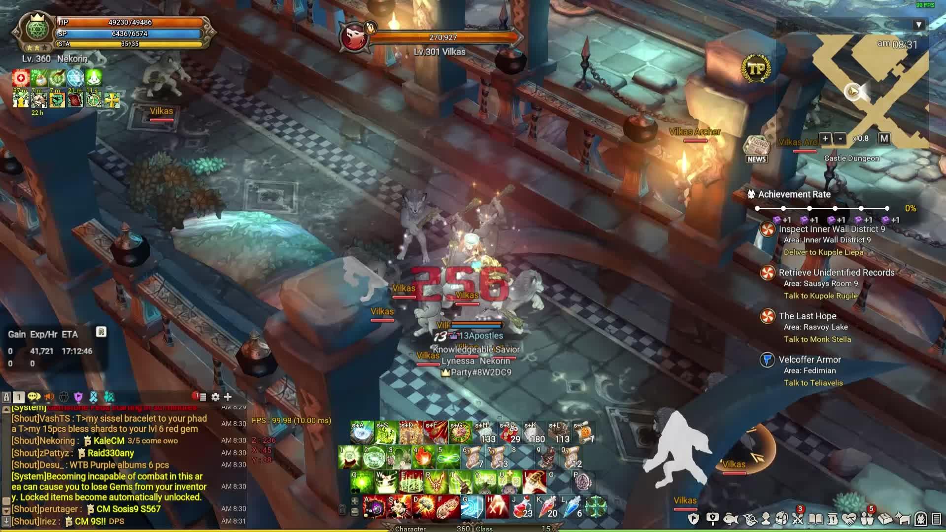 Druid, Inquisitor, Tree of Savior, 2018-07-14 20-39-57 GIFs