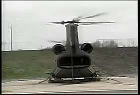 Watch Helicopter shakes apart due to ground resonance (x-post from /r/aviationgifs) (reddit) GIF on Gfycat. Discover more Damnthatsinteresting, damnthatsinteresting GIFs on Gfycat