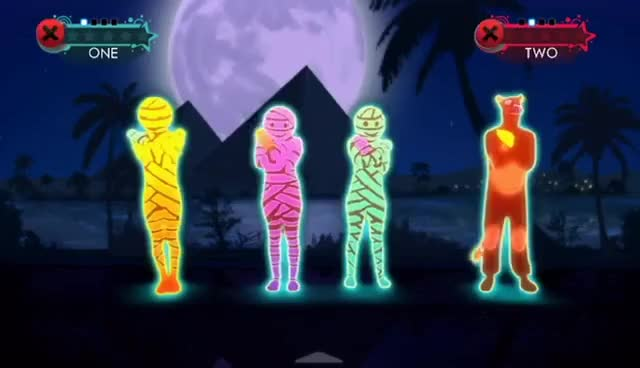 Watch and share [Just Dance 3] Night Boat To Cairo - Madness GIFs on Gfycat