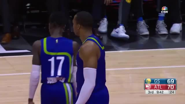 Watch and share Dwight Howard And Dennis Schroder Argue In Live Action GIFs by Razzball on Gfycat