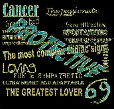 Watch and share Cancer Zodiac Signs Graphics GIFs on Gfycat