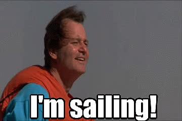 I'm Sailing! GIFs