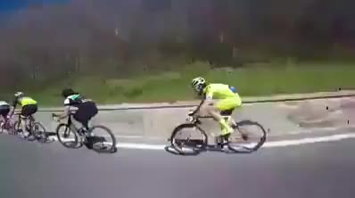 Watch and share Physics Meets Bicycles GIFs on Gfycat