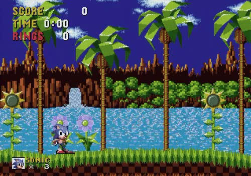 Watch and share Sonic The Hedgehog Pause GIFs on Gfycat
