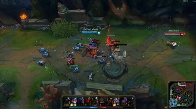 Watch and share League Of Legends GIFs and Vayne GIFs by vicyush on Gfycat