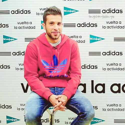 Watch and share Jordi Alba GIFs on Gfycat