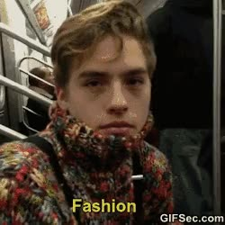 Watch and share Fashion GIFs on Gfycat