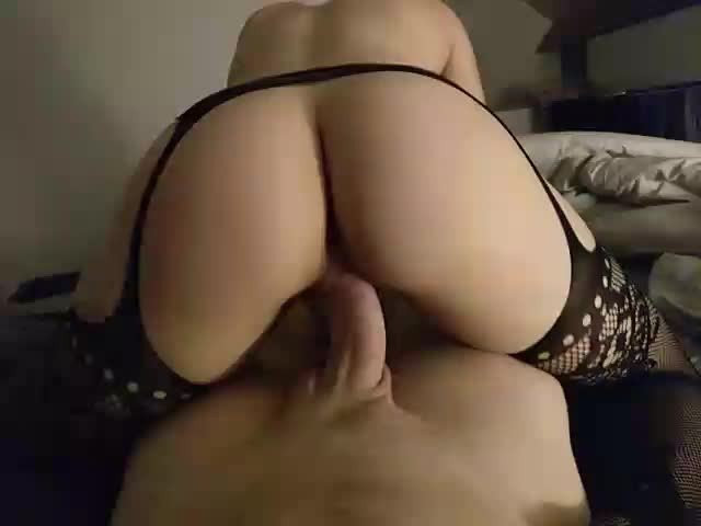 riding dick and slapping butt