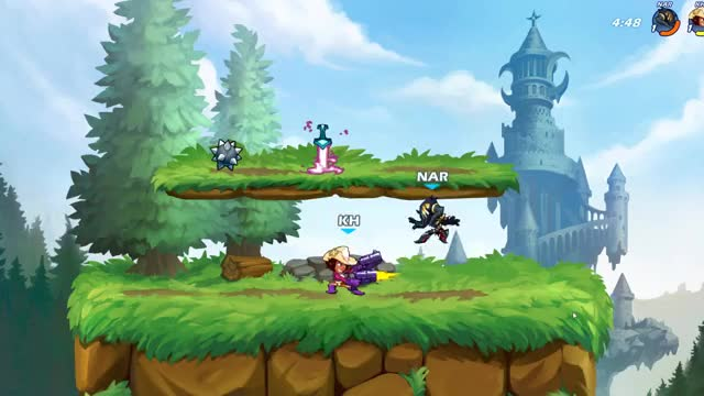 Watch and share Brawlhalla GIFs by narwwhal on Gfycat