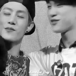 Watch and share Jinyoungie GIFs and Mark Tuan GIFs on Gfycat