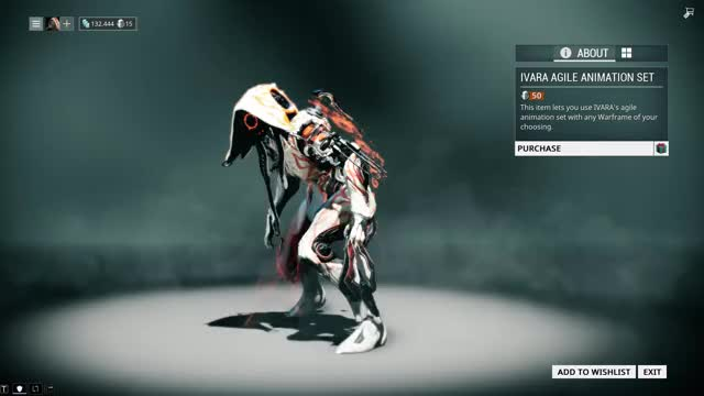 Watch this GIF by @feral_socks on Gfycat. Discover more ivara, warframe GIFs on Gfycat