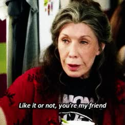 Watch and share Grace And Frankie GIFs and Friend GIFs on Gfycat