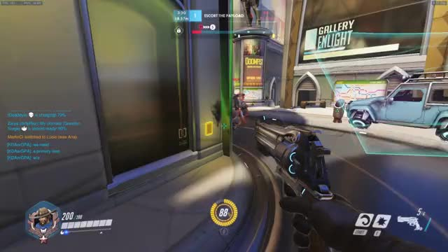 Watch and share Overwatch GIFs by kdaorgpa on Gfycat