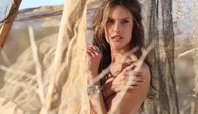 Watch and share Alessandra Ambrosio GIFs on Gfycat