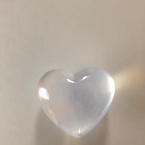 Watch Pink #quartz #heart in G GIF by @121gigawatt on Gfycat. Discover more related GIFs on Gfycat