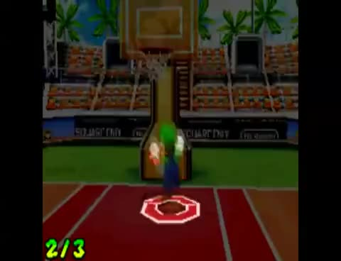 Watch and share Mario Hoops 3 On 3 GIFs and White Mage GIFs on Gfycat