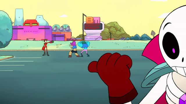 Watch and share Laser - S1E1 GIFs by bakkslash on Gfycat