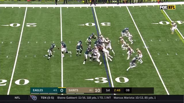 Watch and share Philadelphia Eagles GIFs and New Orleans Saints GIFs on Gfycat