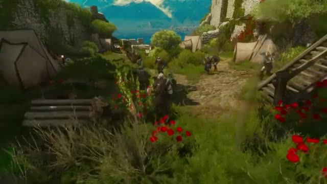 Watch and share Blood And Wine GIFs and Witcher 3 GIFs by hajducek on Gfycat