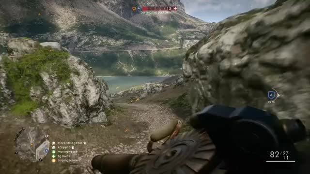 Watch and share Battlefield One GIFs by snipingsoldier7 on Gfycat