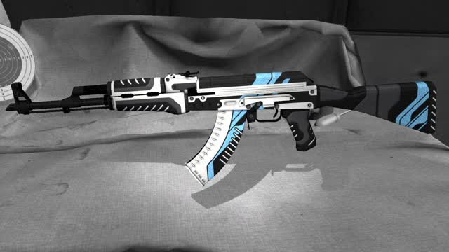 Watch and share AK-47 - Vulcan - Wear GIFs on Gfycat