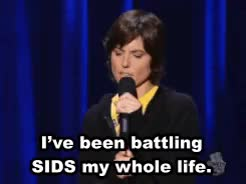 Watch Tig Notaro GIF on Gfycat. Discover more Health, Tig Notaro, stand up gifs GIFs on Gfycat