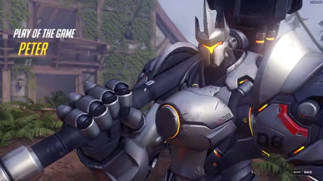 Watch and share Rein Charge 6v6 GIFs on Gfycat